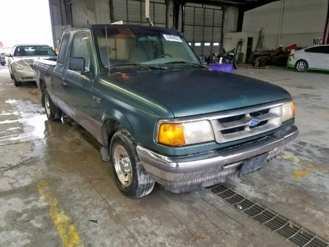 1996 Ford Ranger Sup 3.0L