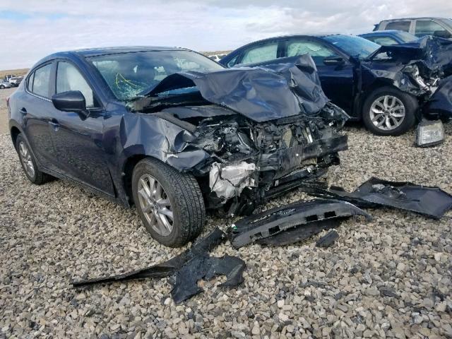 2016 Mazda 3 Touring 2.0L, VIN: JM1BM1V72G1278749