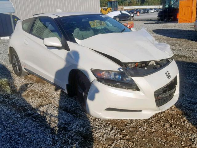 Salvage 2011 Honda CR-Z for sale