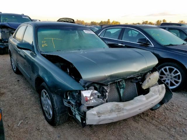 Salvage 1999 Mazda 626 ES for sale