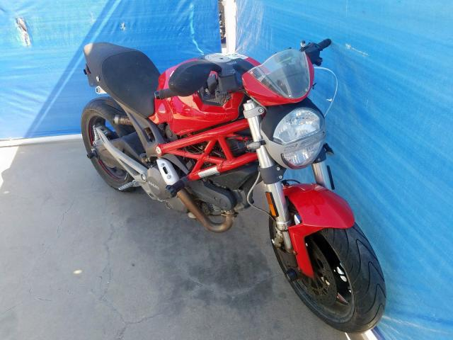click here to view 2009 DUCATI MONSTER696 at IBIDSAFELY