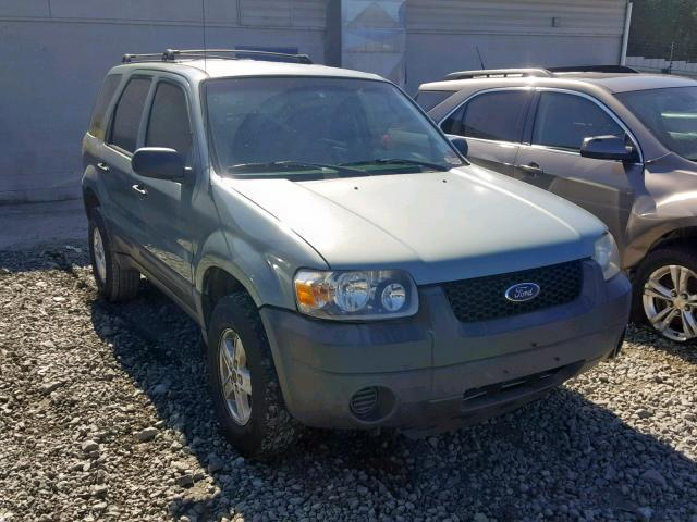 2007 Ford Escape XLS en venta en Mebane, NC
