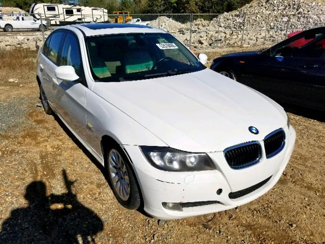 Salvage 2009 BMW 328 XI SUL for sale