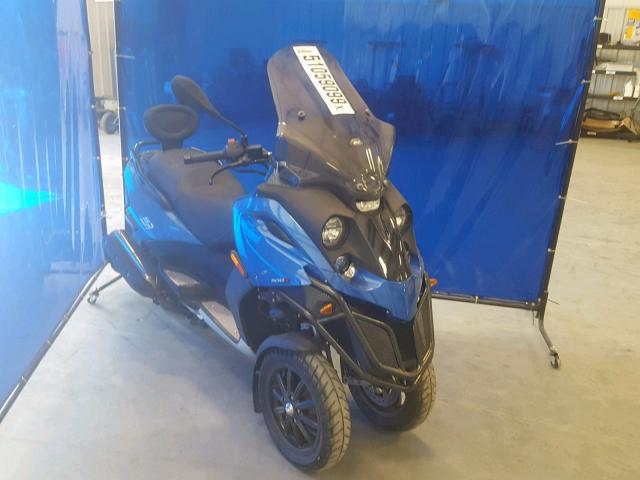 click here to view 2008 PIAGGIO MP3 500 at IBIDSAFELY