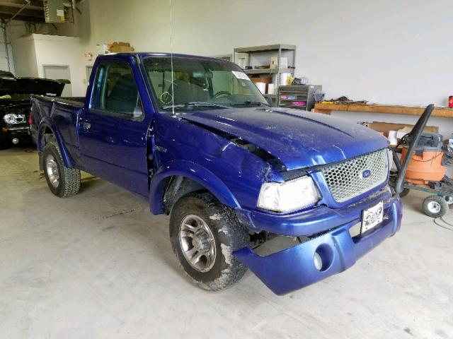2003 Ford Ranger For Sale >> 2003 Ford Ranger 3 0l 6 For Sale In Chambersburg Pa Lot 52875509