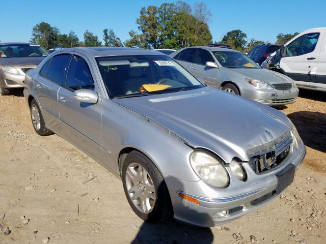 Salvage 2003 Mercedes-Benz E 320 for sale