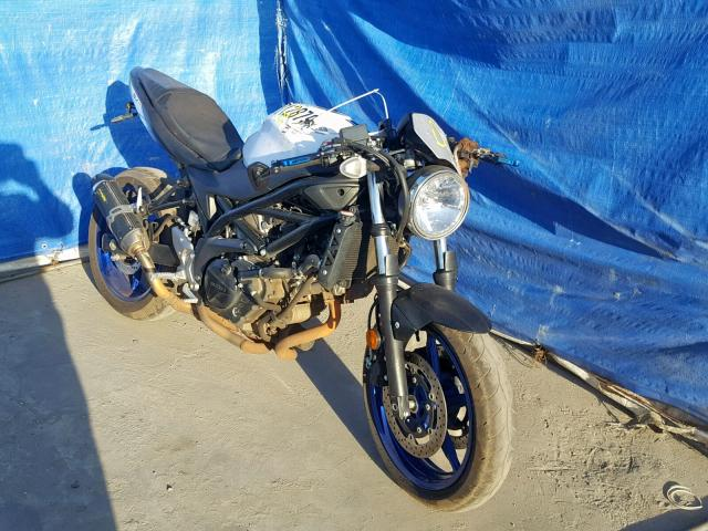 click here to view 2017 SUZUKI SFV650 at IBIDSAFELY