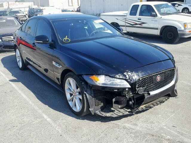 click here to view 2016 JAGUAR XF R - SPO at IBIDSAFELY