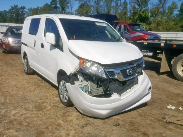 Nissan NV200 2.5S salvage cars for sale: 2017 Nissan NV200 2.5S