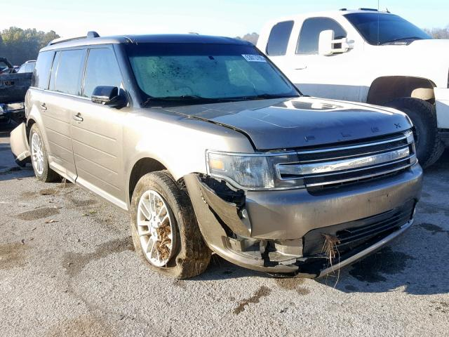 Salvage 2014 FORD FLEX SEL - Small image. Lot 53013799