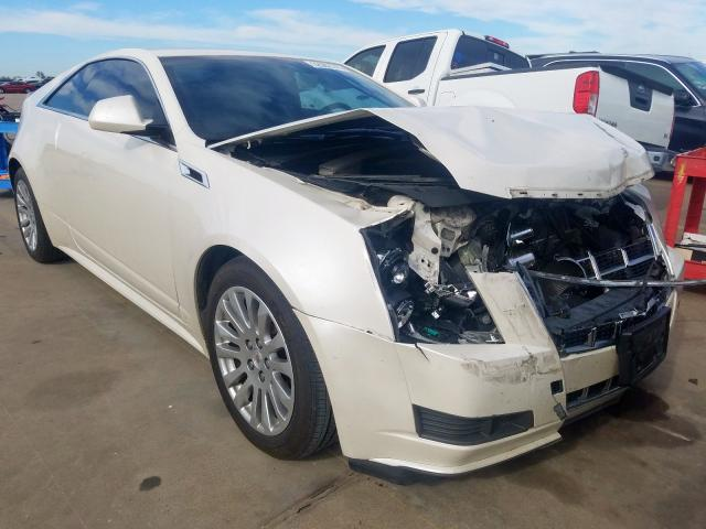 2013 Cadillac Cts Coupe >> 2013 Cadillac Cts 3 6l 6 For Sale In Wilmer Tx Lot 52902519