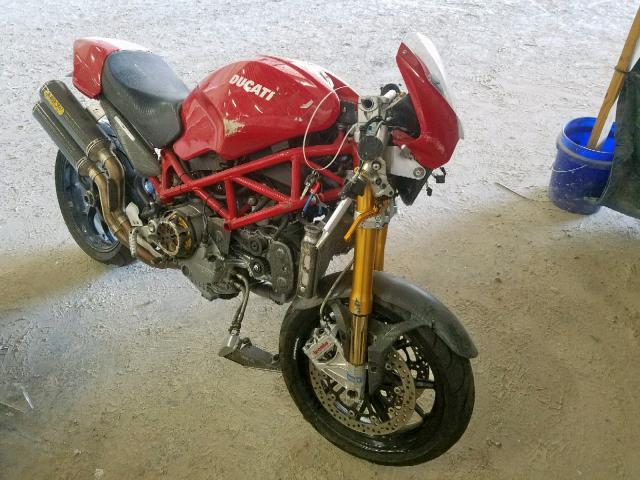 click here to view 2007 DUCATI MONSTER S4 at IBIDSAFELY