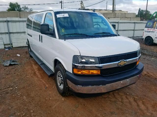 click here to view 2019 CHEVROLET EXPRESS G3 at IBIDSAFELY
