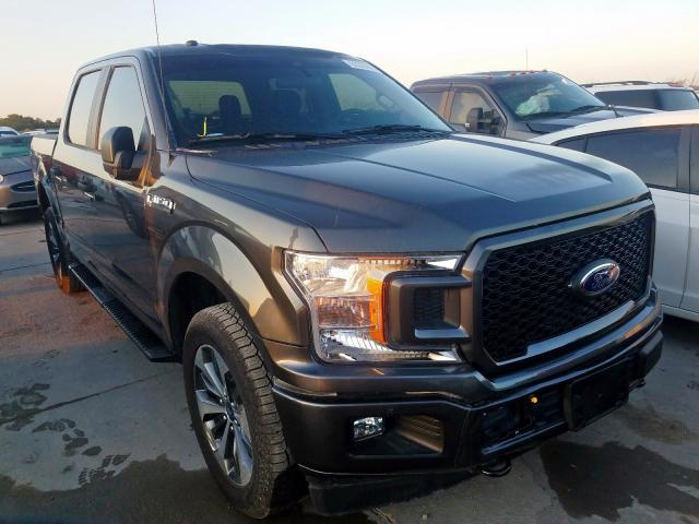 click here to view 2019 FORD F150 SUPER at IBIDSAFELY