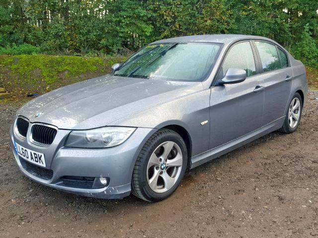 BMW 320D EFFIC - 2010 rok