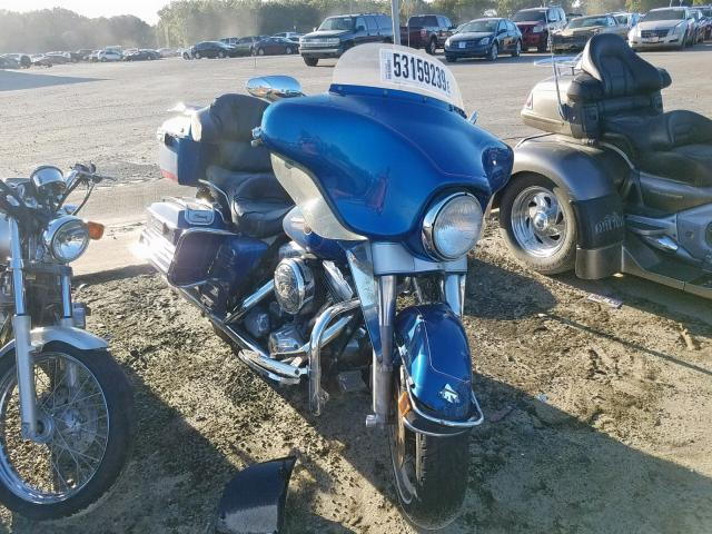Salvage 1993 Harley-Davidson FLHT CLASS for sale