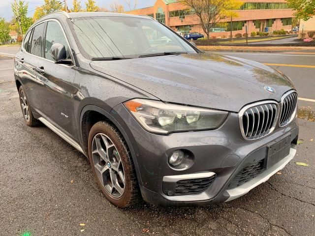 Salvage 2016 BMW X1 XDRIVE2 for sale
