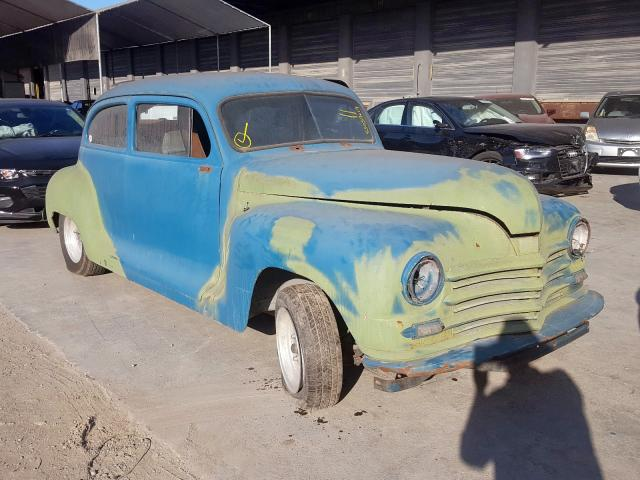 click here to view 1948 PLYMOUTH SPECIAL DX at IBIDSAFELY