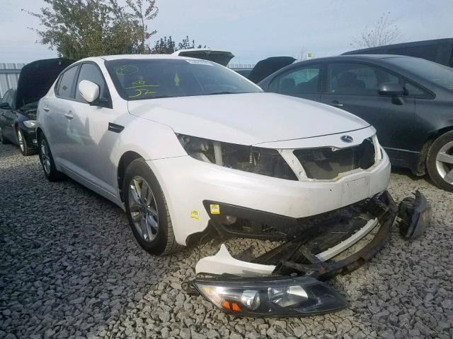 2012 Kia Optima Lx 2.4L