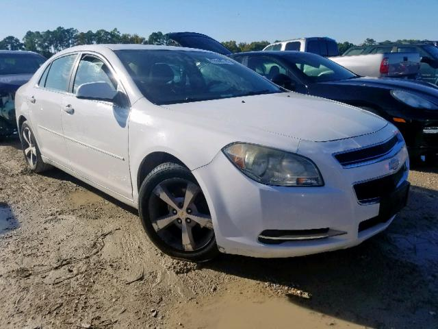 Salvage cars for sale from Copart Houston, TX: 2010 Chevrolet Malibu 2LT