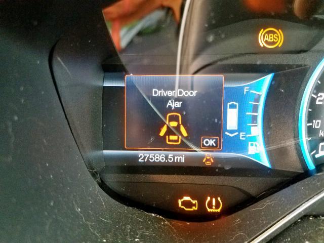 2015 Ford C-MAX | Vin: 1FADP5BU7FL110096