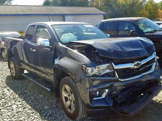 Chevrolet salvage cars for sale: 2016 Chevrolet Colorado L