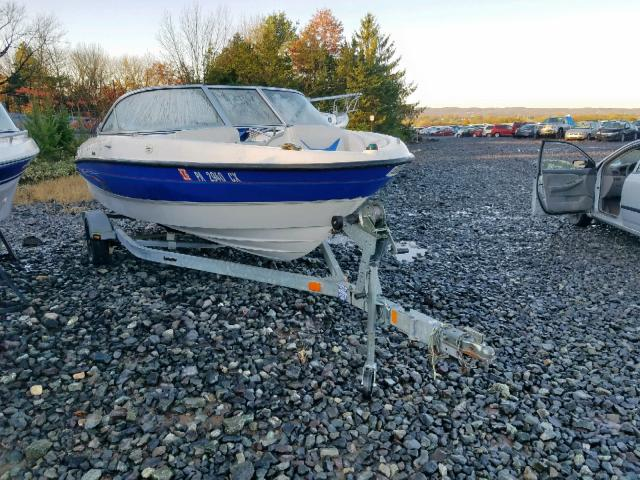 Bayliner salvage cars for sale: 2006 Bayliner Boat