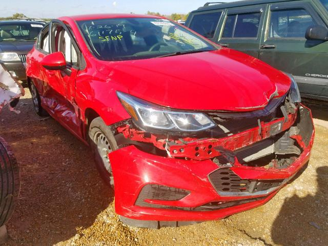 2018 Chevrolet Cruze LS for sale in Bridgeton, MO
