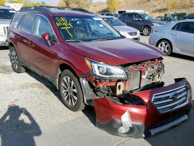 2015 Subaru Outback 2. 2.5L