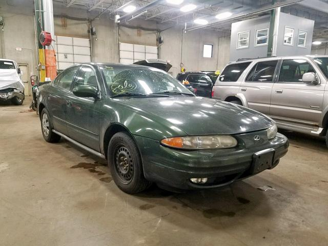 click here to view 2000 OLDSMOBILE ALERO GL at IBIDSAFELY