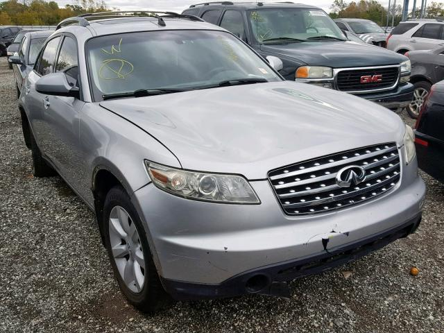 click here to view 2005 INFINITI FX35 at IBIDSAFELY