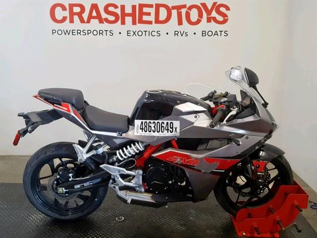 click here to view 2017 HYOSUNG GD250R at IBIDSAFELY