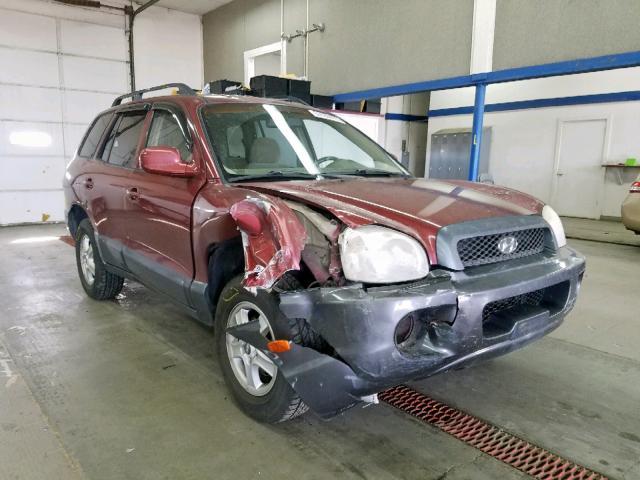 2004 Hyundai Santa Fe G 3.5L