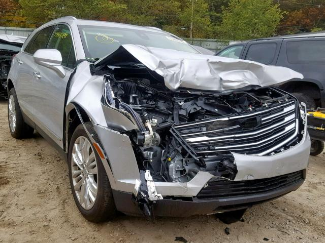 Salvage 2019 Cadillac XT5 PREMIUM for sale