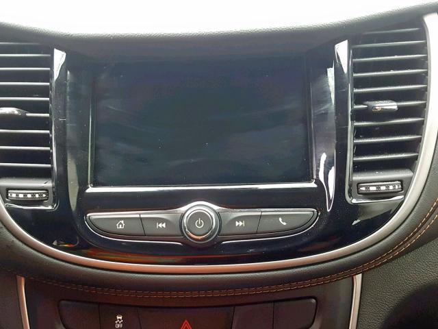 2019 Chevrolet TRAX   Vin: 3GNCJKSB6KL400307