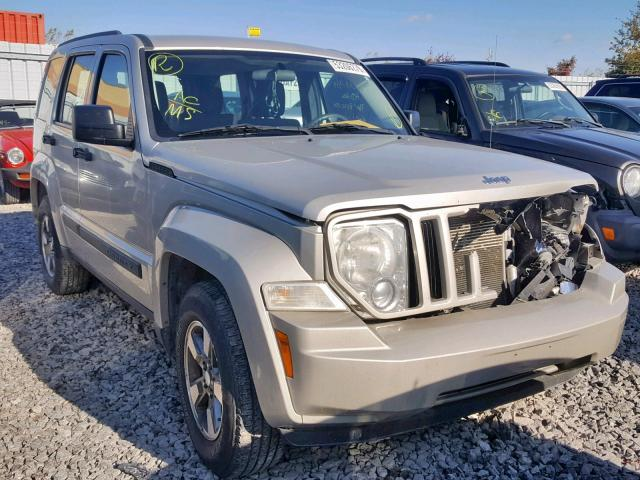 2009 Jeep Liberty Sp 3.7L