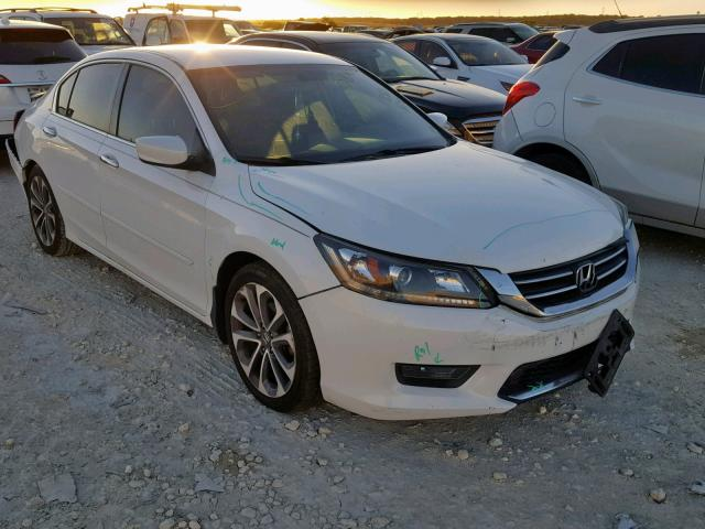 2014 Honda Accord Sport For Sale >> 2014 Honda Accord Sport For Sale At Copart New Braunfels Tx Lot 52467729 Salvagereseller Com
