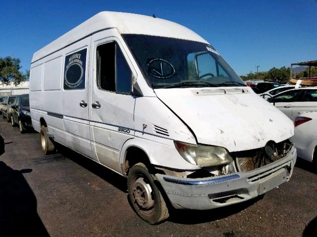 click here to view 2006 DODGE SPRINTER 3 at IBIDSAFELY