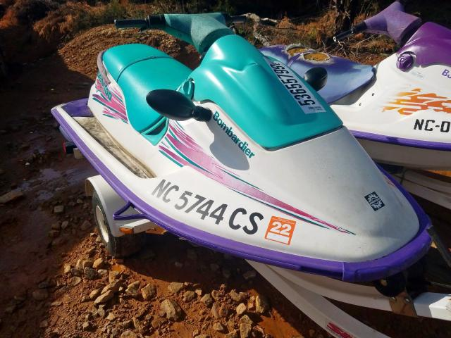 click here to view 1996 BOMBARDIER JETSKI at IBIDSAFELY