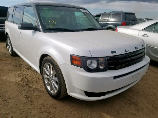 Ford Flex Limited salvage cars for sale: 2012 Ford Flex Limited