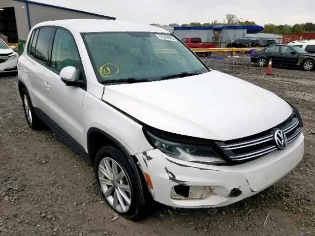 click here to view 2014 VOLKSWAGEN TIGUAN S at IBIDSAFELY
