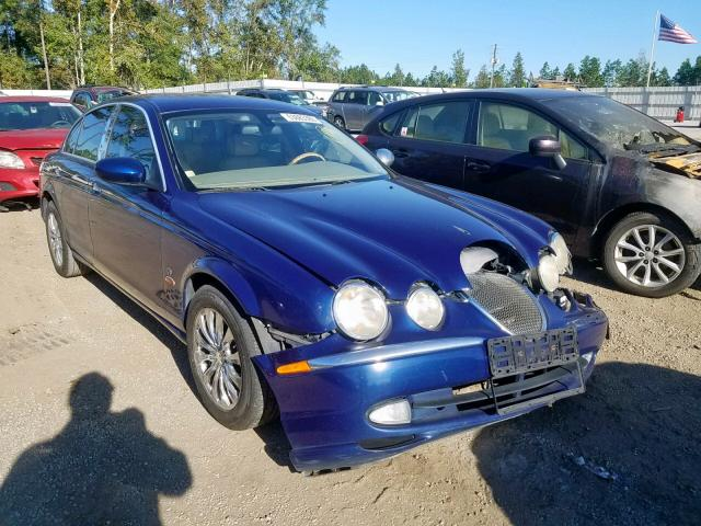 click here to view 2004 JAGUAR S-TYPE at IBIDSAFELY