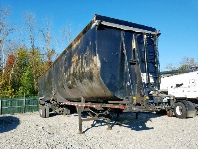 Salvage 2016 Other DUMP TRAILER for sale
