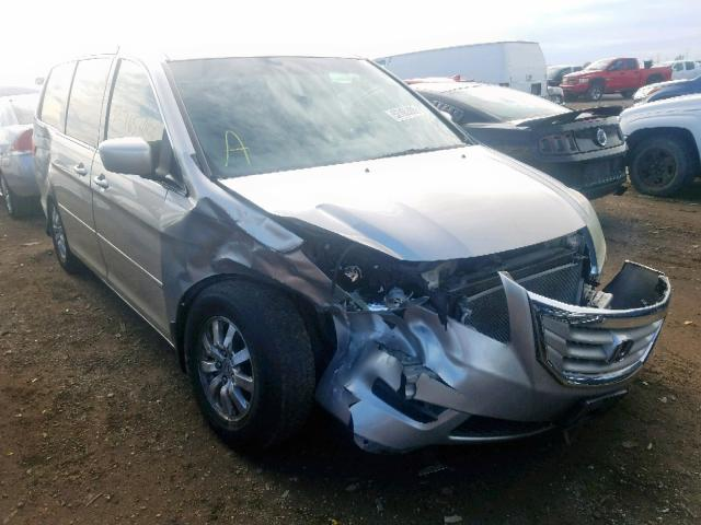 Salvage cars for sale from Copart Elgin, IL: 2008 Honda Odyssey EX
