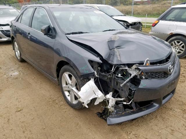 2012 Toyota Camry Base 2.5L