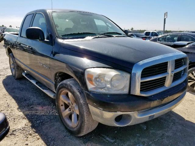 click here to view 2007 DODGE RAM 1500 S at IBIDSAFELY