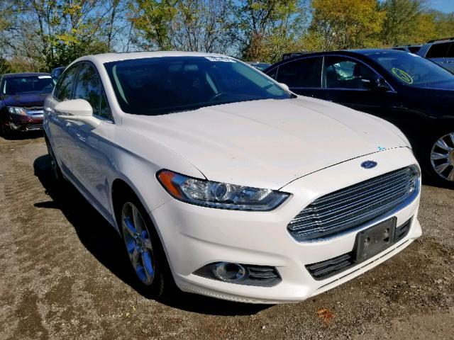 2014 Ford Fusion Se 2.5L