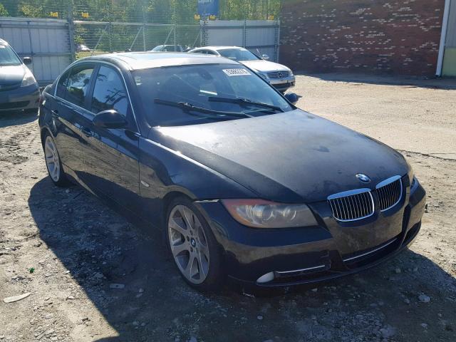 2008 Bmw 335 I 3.0L