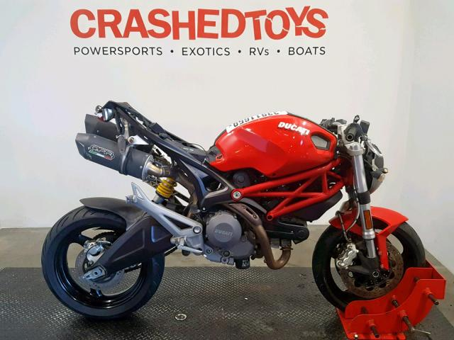 click here to view 2014 DUCATI MONSTER 69 at IBIDSAFELY