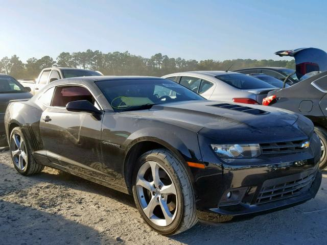 2015 Camaro Ss For Sale >> 2015 Chevrolet Camaro Ss For Sale At Copart Houston Tx Lot 53670619 Salvagereseller Com